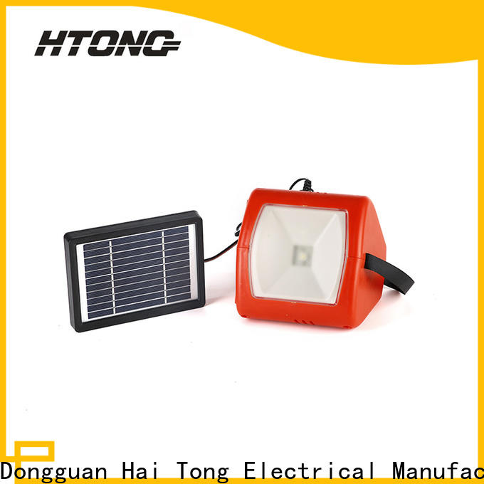 HTong solar camping lights supplier for home