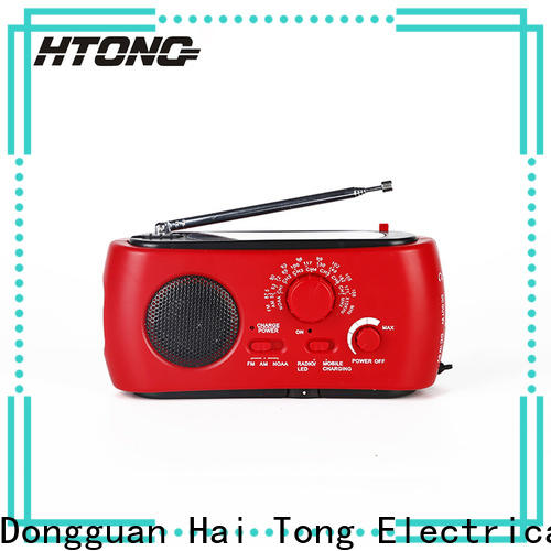 good quality dynamo and solar radio band promotion for home