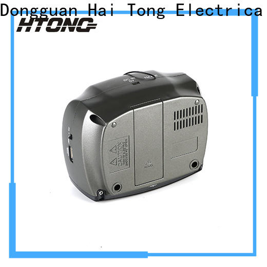 HTong alarm radio alarm clock manufacturer for hotel