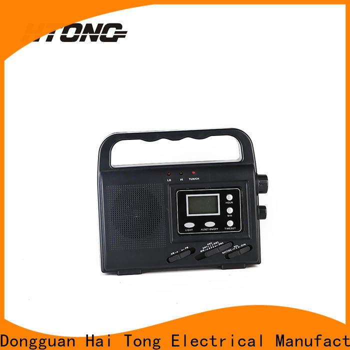 HTong ht998 best emergency radio factory price for outdoor