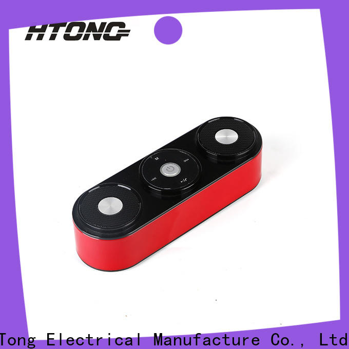 HTong speaker bluetooth speaker directly price for family banquet