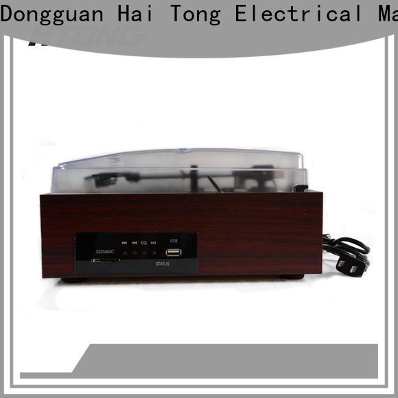 HTong gramophone antique gramophone supplier for family banquet