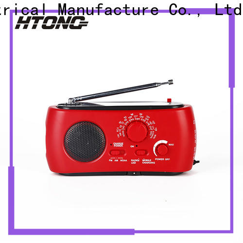 HTong vintage dynamo radio on sale for outdoor