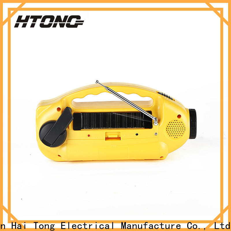 HTong ht898 dynamo radio promotion for outdoor