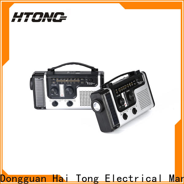 good quality dynamo radio ht777 factory price for hotel