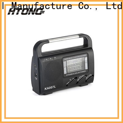 portable emergency radio frequency promotion for home