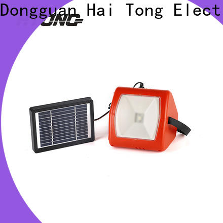 HTong stable multifunctional solar light promotion for family banquet