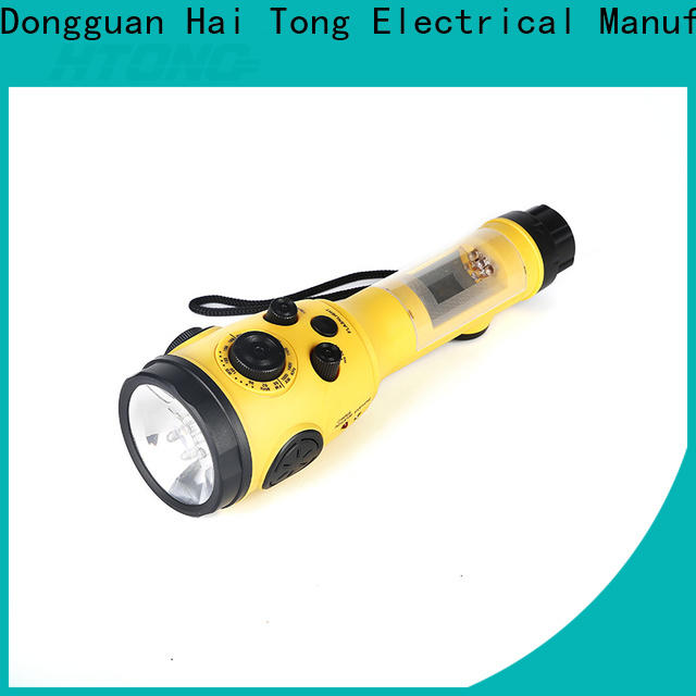 customized crank flashlight radio camping online for home