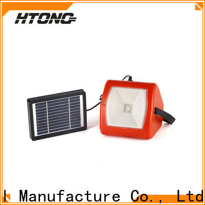 HTong stable multifunctional solar light promotion for hotel