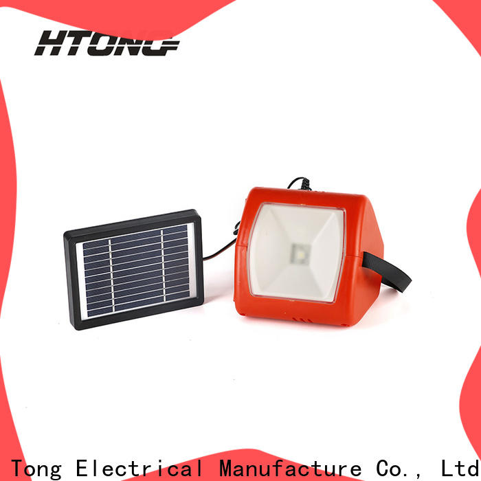 HTong durable outside solar lights supplier for indoor
