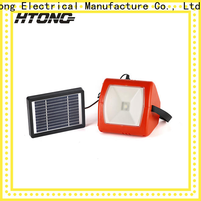 durable solar camping lights hts300 promotion for home