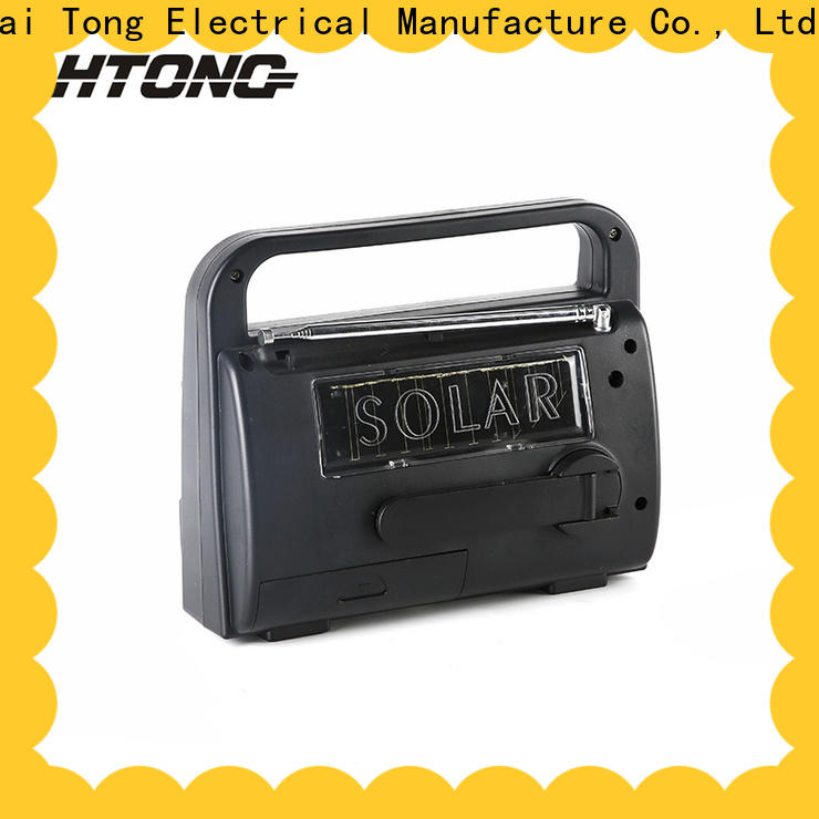simple dynamo and solar radio 12v promotion for house