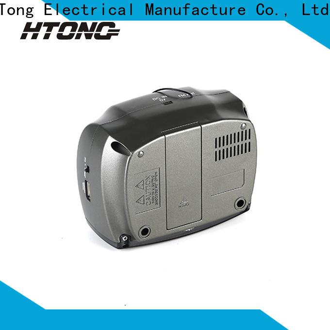 HTong hot selling digital radio alarm clock customized for home