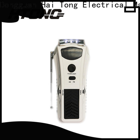 HTong emisoras de best hand crank radio directly price for indoor